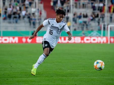 Story Of Werder Bremen Felix Agu - Snubbed Nigeria For Germany U21, Snubbed By Germany For U21 Euros