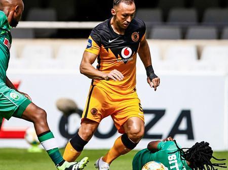 Kaizer Chiefs shock Amazulu in Durban, as Samir Nurkovic registers his first goal of the season.