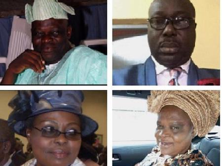 Meet Redeemed Church Founder, Pa Akindayomi's 5 Children who are all Pastors