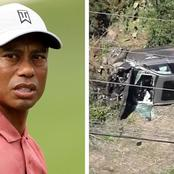 Prayers flood in for Tiger Woods