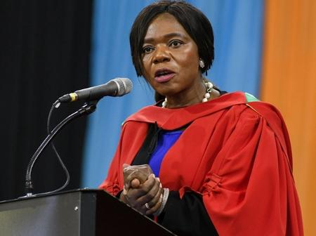 Thuli Madonsela's recent post got people worried and asking about her well being