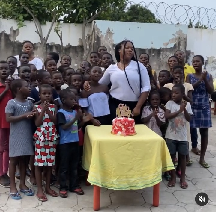 cc49d896b50d9de936a263bd6a28c81d?quality=uhq&resize=720 - Kwame Sefa Kayi's Daughter Joins An Orphanage Home To Celebrate Her Birthday With Stunning Photos
