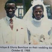 Check Out Throwback Photos Of Evangelist Mike Bamiloye With His Wife