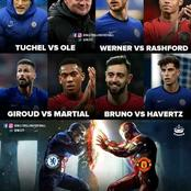 Chelsea vs Manchester United Clash Explained In These Five Scenes, Check It Out