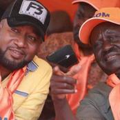 Raila Unexpectedly Defends Joho's Decision To Run For ODM Presidential Ticket