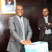 Secrétariat d'Etat chargé du logement social, Zogbo Bouazo élu président de la mutuelle des agents