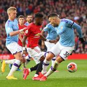 Man United Break Man City Unbeaten Run Checkout the Details