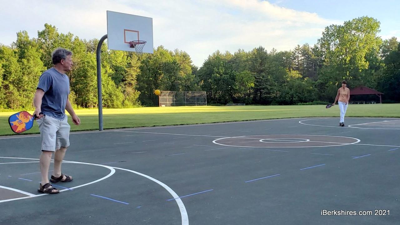Clarksburg Trying to Decide Location for Pickleball Court