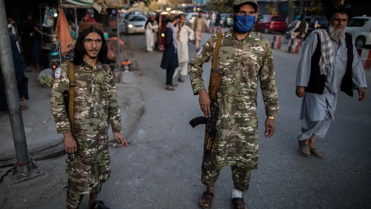 Das erlebten zwei Reporter bei der Einreise nach Afghanistan