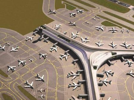 World's Only Country With Over 19,000 Airports, See the actual Number and how many are Private.