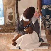 Ba-Phalaborwa Donates A wheelchair To A Disabled Woman From Lulekani Village