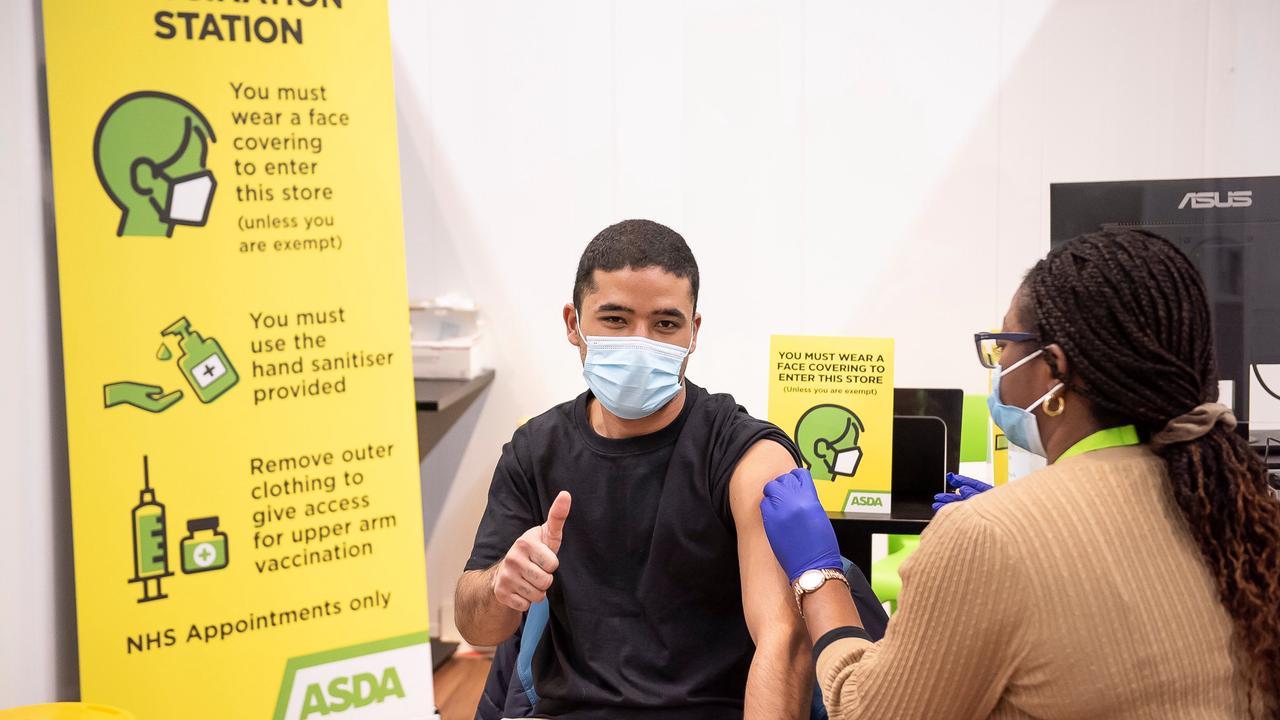 Under-40s 'to get alternative vaccine' instead of AstraZeneca over clot fears