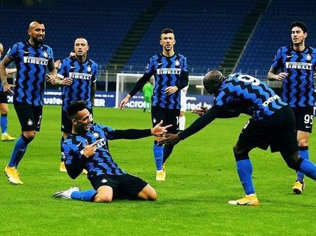 Virgil Van Dijk, Neymar Jr. and Asisat Oshoala react to Romelu Lukaku's post after Inter win