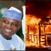 There Was No Fire Outbreak In Aso Rock, This Was What Happened - Garba Shehu