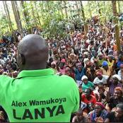Curtains Finally Come Down As UDA Team Address A Sea Of Humanity In Matungu In Presence Of 15 MP's