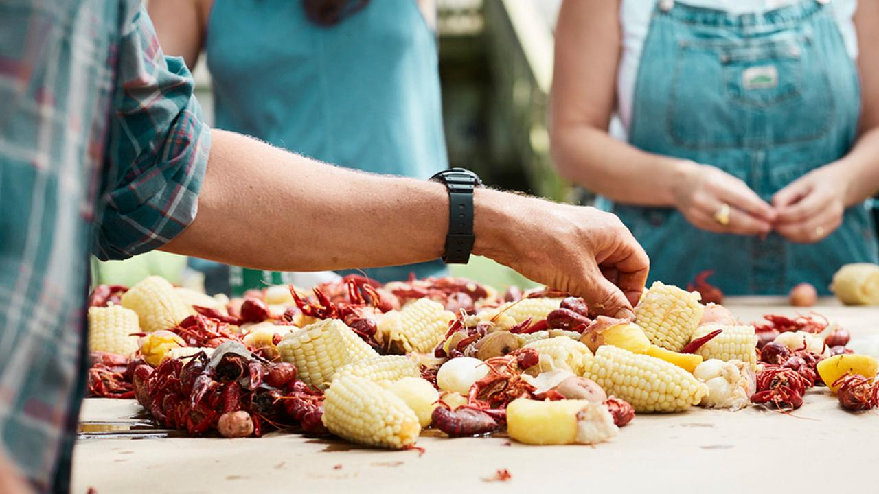 Agency: Don't put crawfish boil, shells, down storm drain