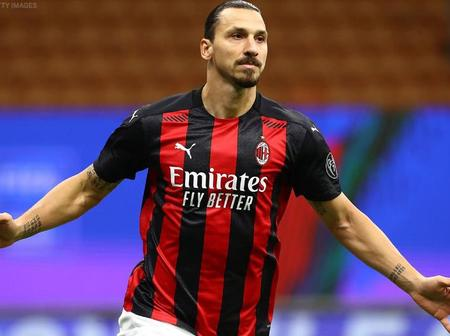 Zlatan Ibrahimovic is truly the Milan god with this heartbreaking performance