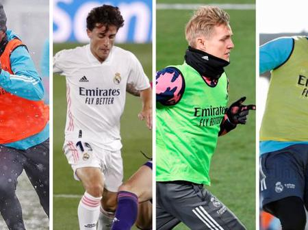 4 Superstars Real Madrid Are Open To Selling This January