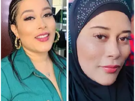 Adunni Ade sheds more light on why she converted back to Islam