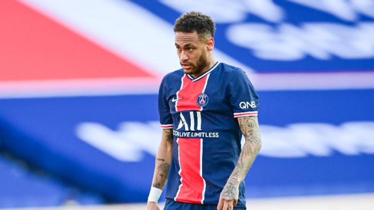 Neymar, les photos qui inquiètent