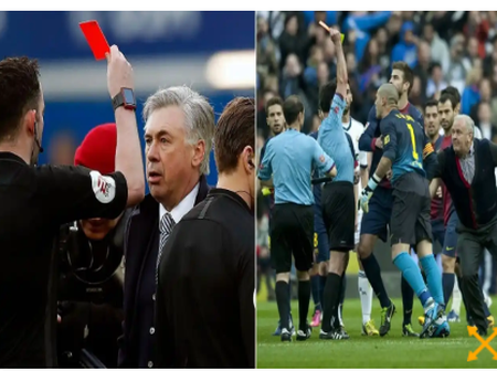5 incidents which resulted in red cards after the final whistle