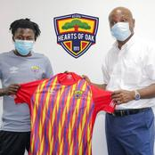 Hearts of Oak New Boy Salifu Outlines Future Plans
