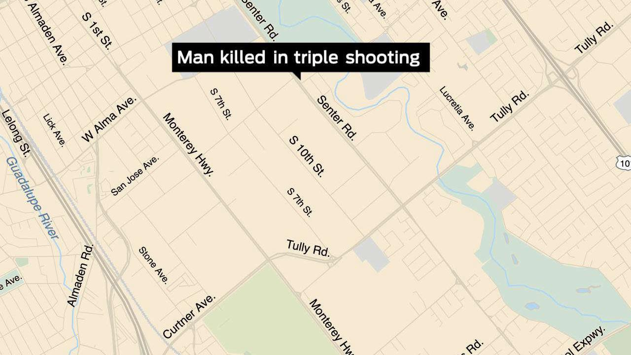 Man fatally shot in San Jose; another stabbed nearby