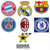Ghana set huge record above La Liga, Serie A, EPL, German and French Ligue clubs