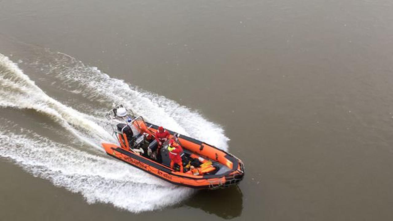 A La Baule, en Loire-Atlantique, une embarcation des pompiers se retourne, pas de blessé