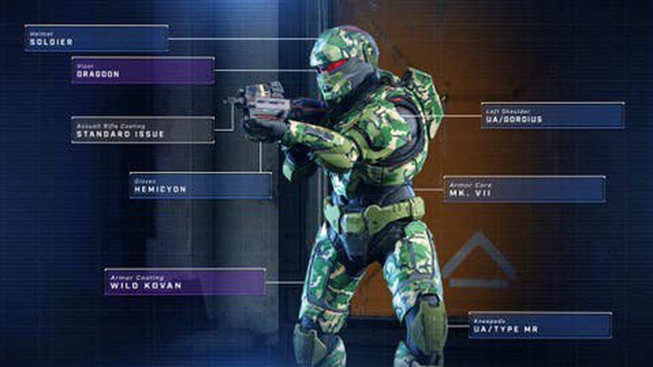 Halo Infinite : nouveau gameplay multijoueur, customisation et Battle Pass