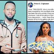 Tiwa Savage Is My Wife, It Has Been Revealed To Me Countless Times - Man Says