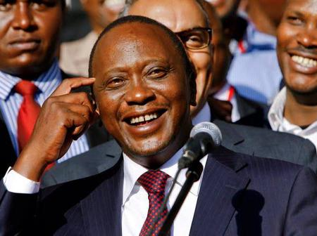 Why Uhuru's Leave Could Mean Good News For Kenyans During Festive Season On Matters Lockdown
