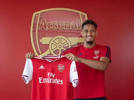 Arsenal Evening Headlines: Arsenal Defender William Saliba Could be Set For a Return to France.