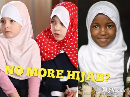 'See Reactions As France Set To Ban Hijab For Girls Under 18