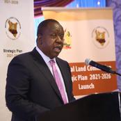 Politicians Planned The Violence Witnessed in By-elections, Says Matiang'i