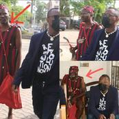 Nigerians Drag Omoyele Sowore For Bringing Herbalist To Court (Screenshots)