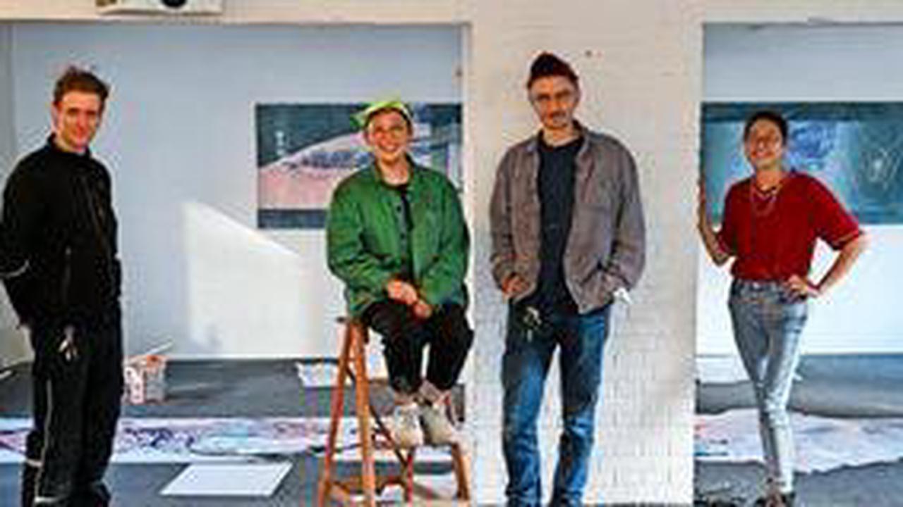 Futur 3-Festival bespielt Kiel mit Ausstellungen, Konzert und Performance