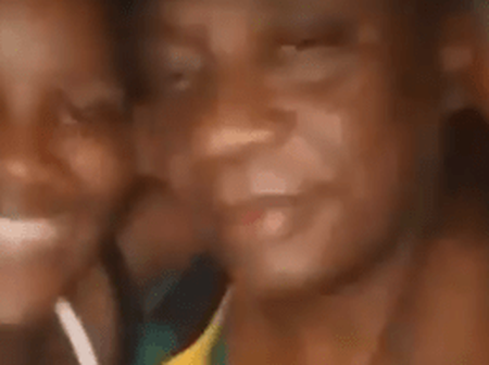 Cyril Ramaphosa Lookalike Caught On Camera Grooving With Ama2000