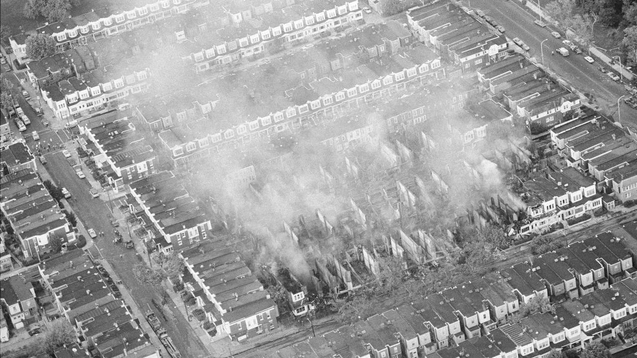 Philadelphia health official resigns over cremation of bodies from 1985 MOVE bombing