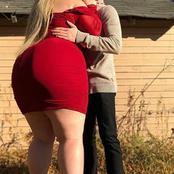 Délaissée par ses anciens petits amis a cause de sa forme, Brittany Jacques a trouvé son âme sœur