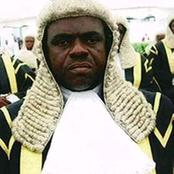 Meet Abdul Adamu, The Nigerian Chief Justice That Gave The Order To Tag IPOB A Terrorist Organization
