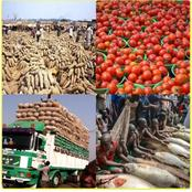 Union of Food Dealers Reportedly Agree to Lift Ban on Supply to The South. (Details)