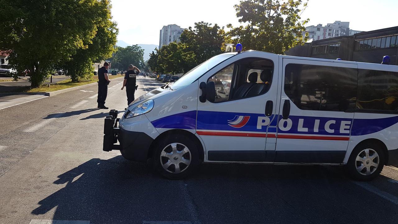 Agression à l'arme blanche à Grenoble : des représailles après la reconstitution judiciaire ?