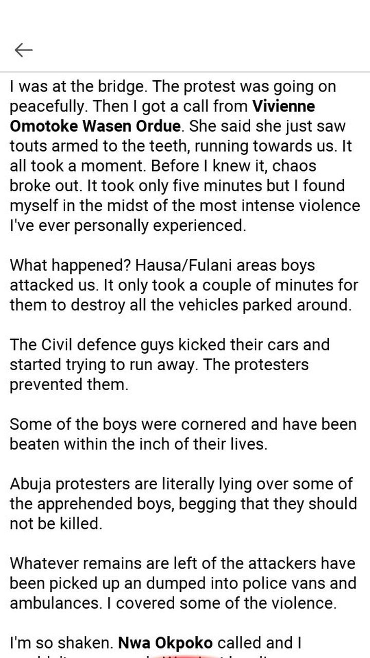 see how fulani boys disrupt abuja protest and severely dealt with (photos) - ccf5eb333bf0eaf3b9042630ccacce72 quality uhq resize 720 - See How Fulani Boys Disrupt Abuja Protest And Severely dealt with (PHOTOS) see how fulani boys disrupt abuja protest and severely dealt with (photos) - ccf5eb333bf0eaf3b9042630ccacce72 quality uhq resize 720 - See How Fulani Boys Disrupt Abuja Protest And Severely dealt with (PHOTOS)