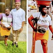 Apart From 1 Million Naira Cash, See The Other Thing That This Kind-hearted Man Did For Mary Daniel