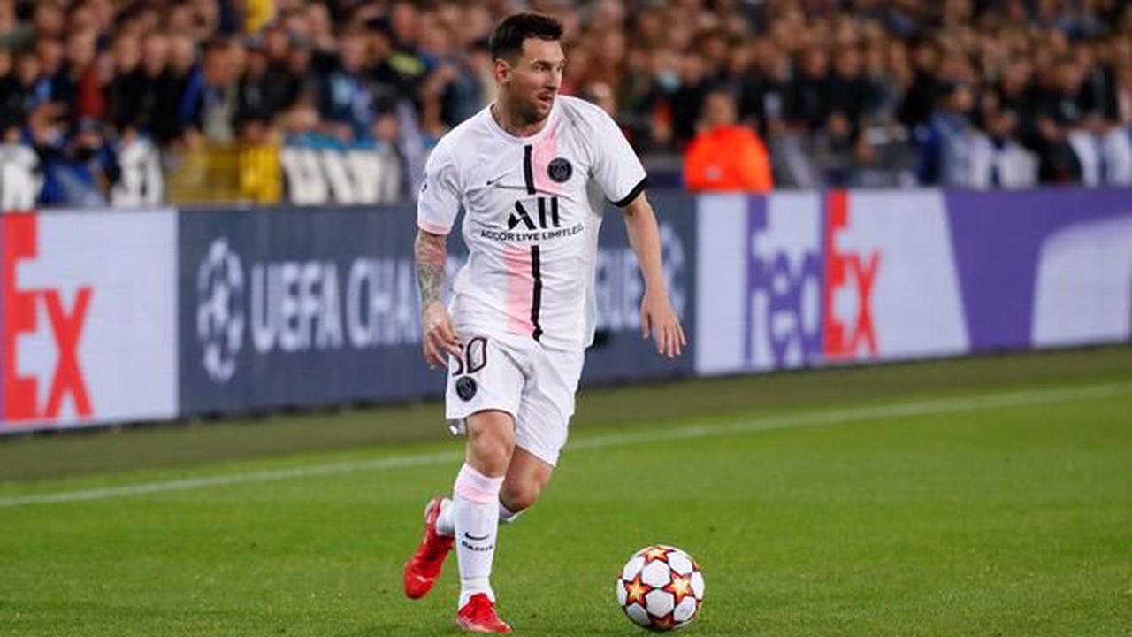 Man City squad have Lionel Messi hope for Champions League game with Paris Saint-Germain