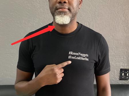 I Don't Dye My Beards, They Got White Due To Stress When I Was Jonathan's Spokesman- Reno Omokri