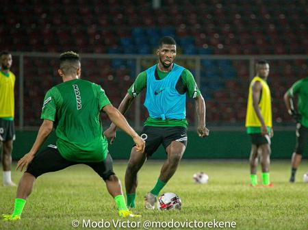 Iheanacho Could Bench Osimhen, Onuachu and Others