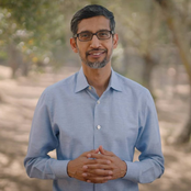 He once slept on the floor in his friend's home, and today he is the CEO of Google. Read his story