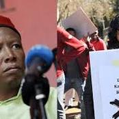 Julius Malema's silence on Karima Brown's death disappoints many